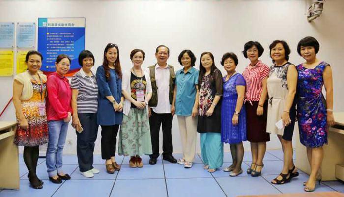 2015年广东省女摄影大师班
